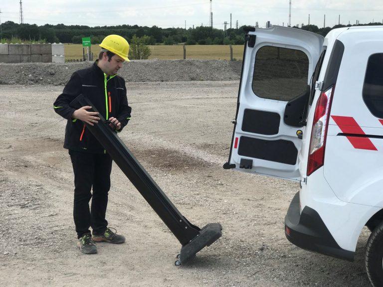 Baustellenüberwachug | Alarmanlage auf der Baustelle