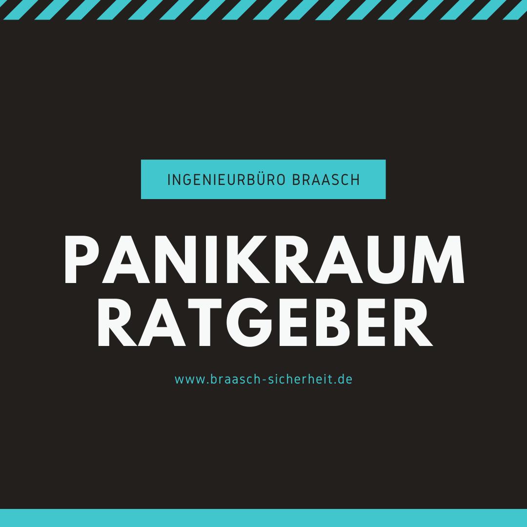 Panikraum Ratgeber | Ingenieurbüro Braasch